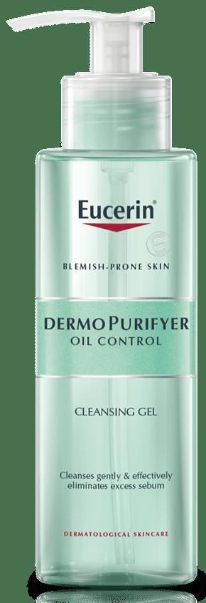 eucerin mattifying cleansing gel