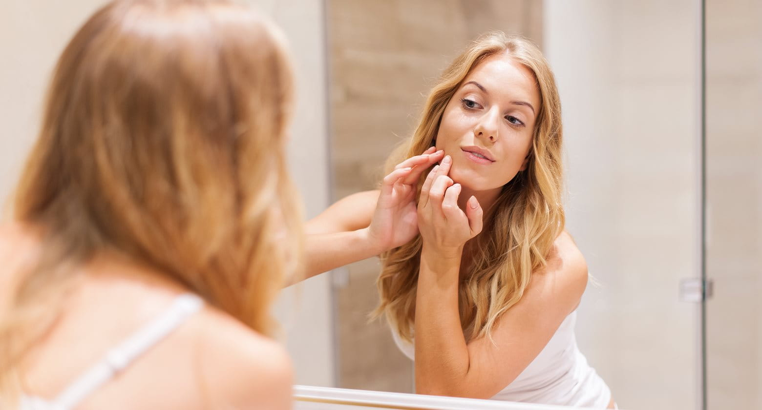Adult acne: many people over 30 have blemishes too
