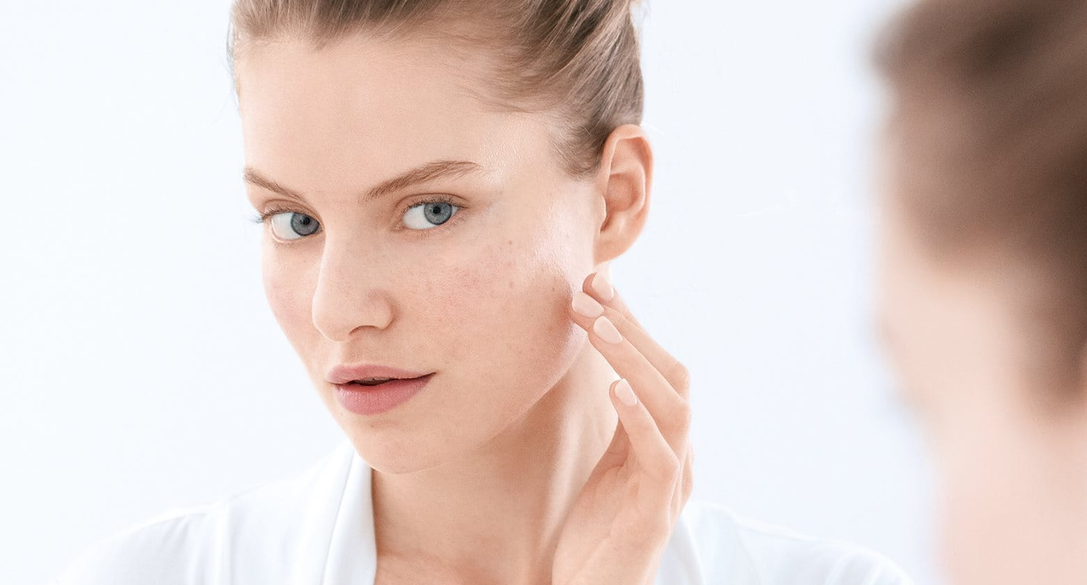 Blemish- and acne- prone skin