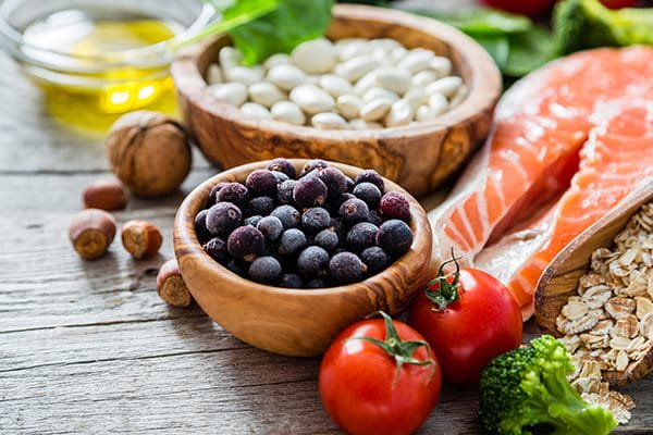 Akne und Ernährung, die richtige Ernährung bei Akne