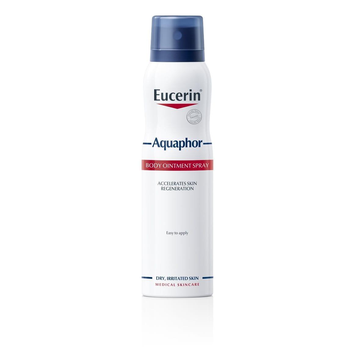 مرهم بخاخ للجسم Eucerin Aquaphor Ointment Body Spray