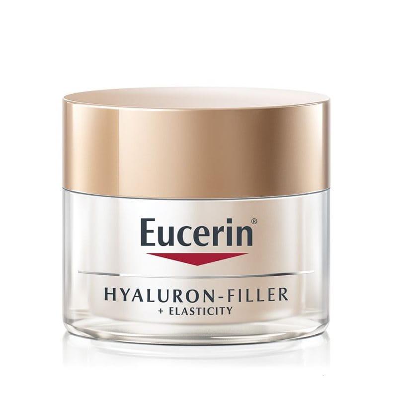 Eucerin Hyaluron-Filler + Elasticity Denní krém SPF 15
