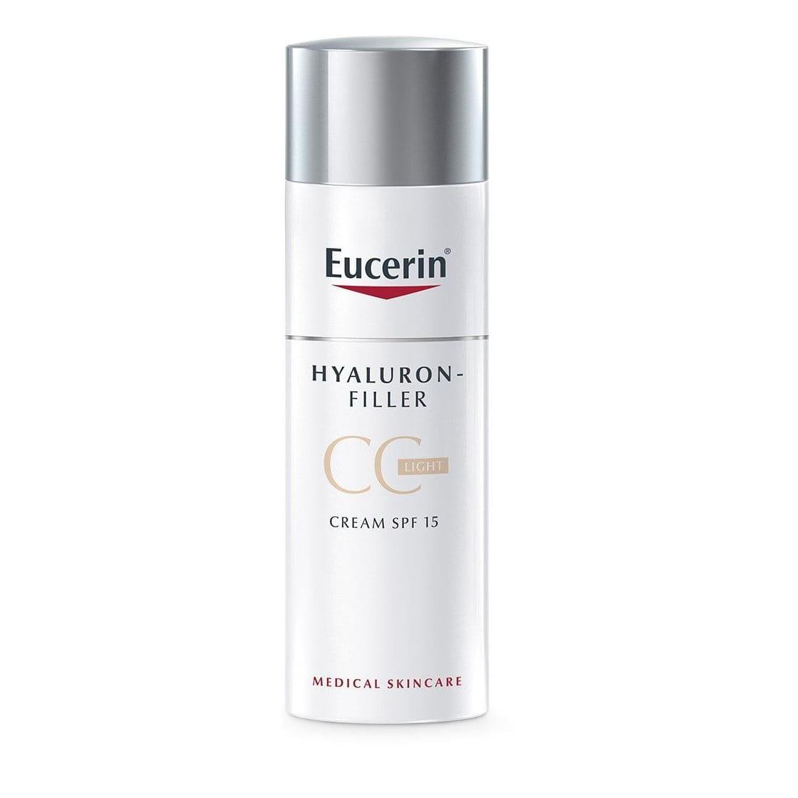 Eucerin Hyaluron-Filler CC krém SPF15 svetlý