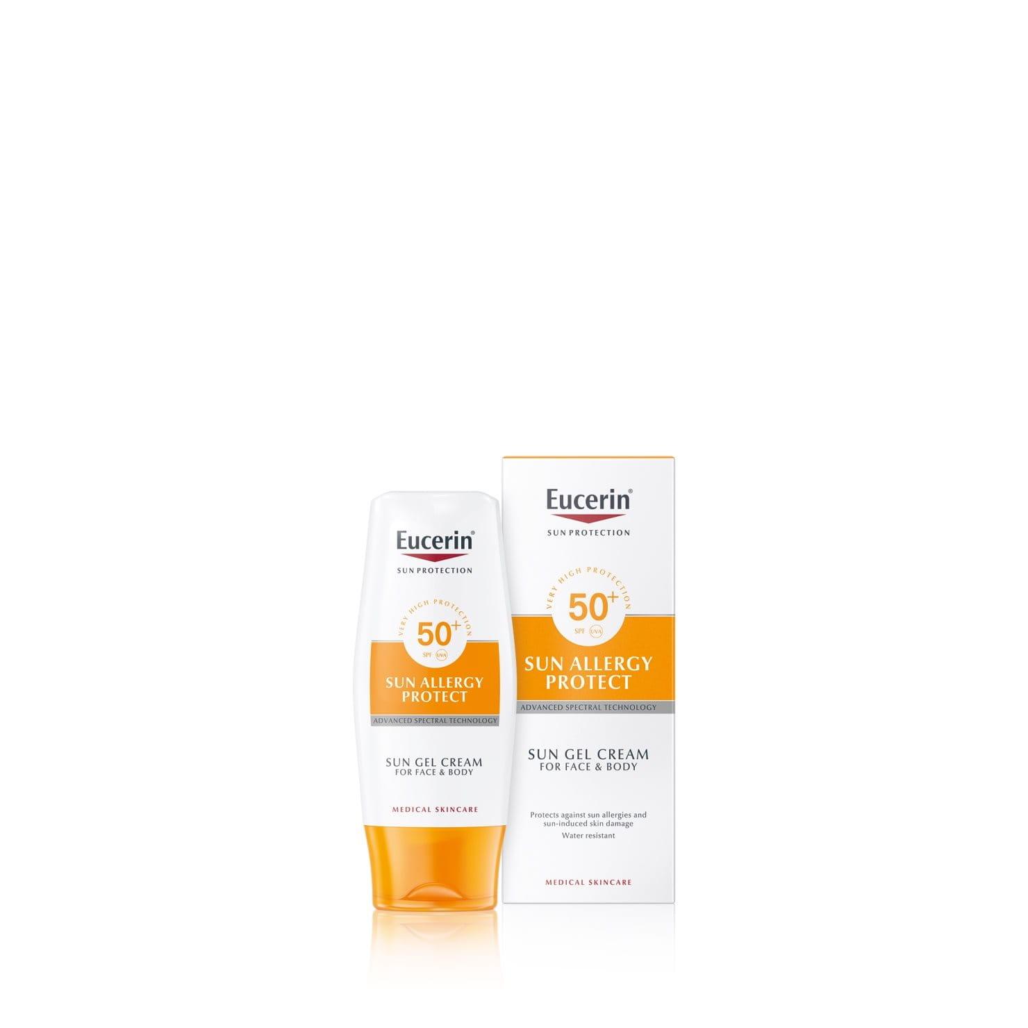 Eucerin Sun Creme-Gel Sun Allergy Protect SPF50