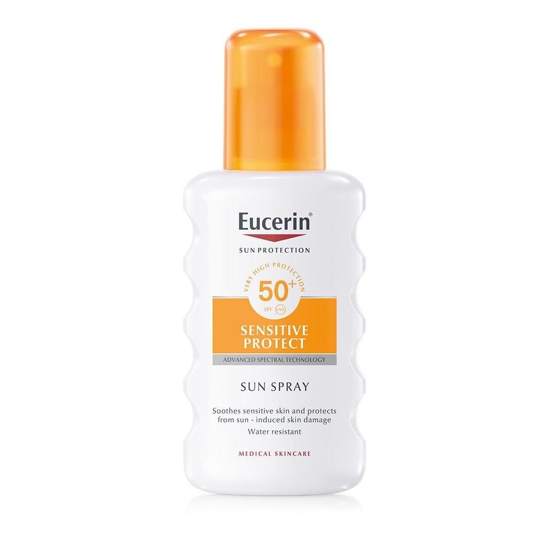 Eucerin Sun Spray Sensitive Protect SPF50+