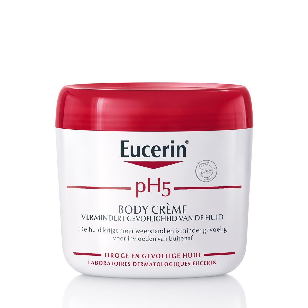 Body crème voor gevoelige huid