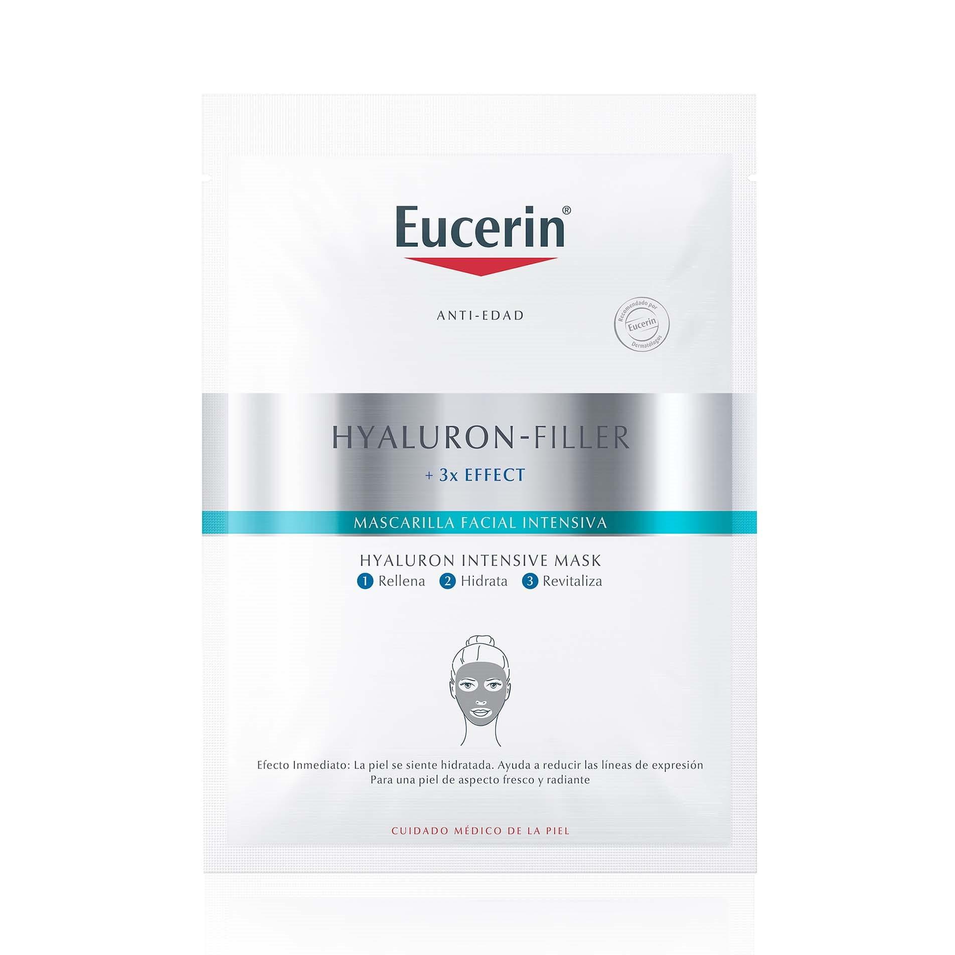 Eucerin Hyaluron-Filler Mascarilla Facial Intensiva