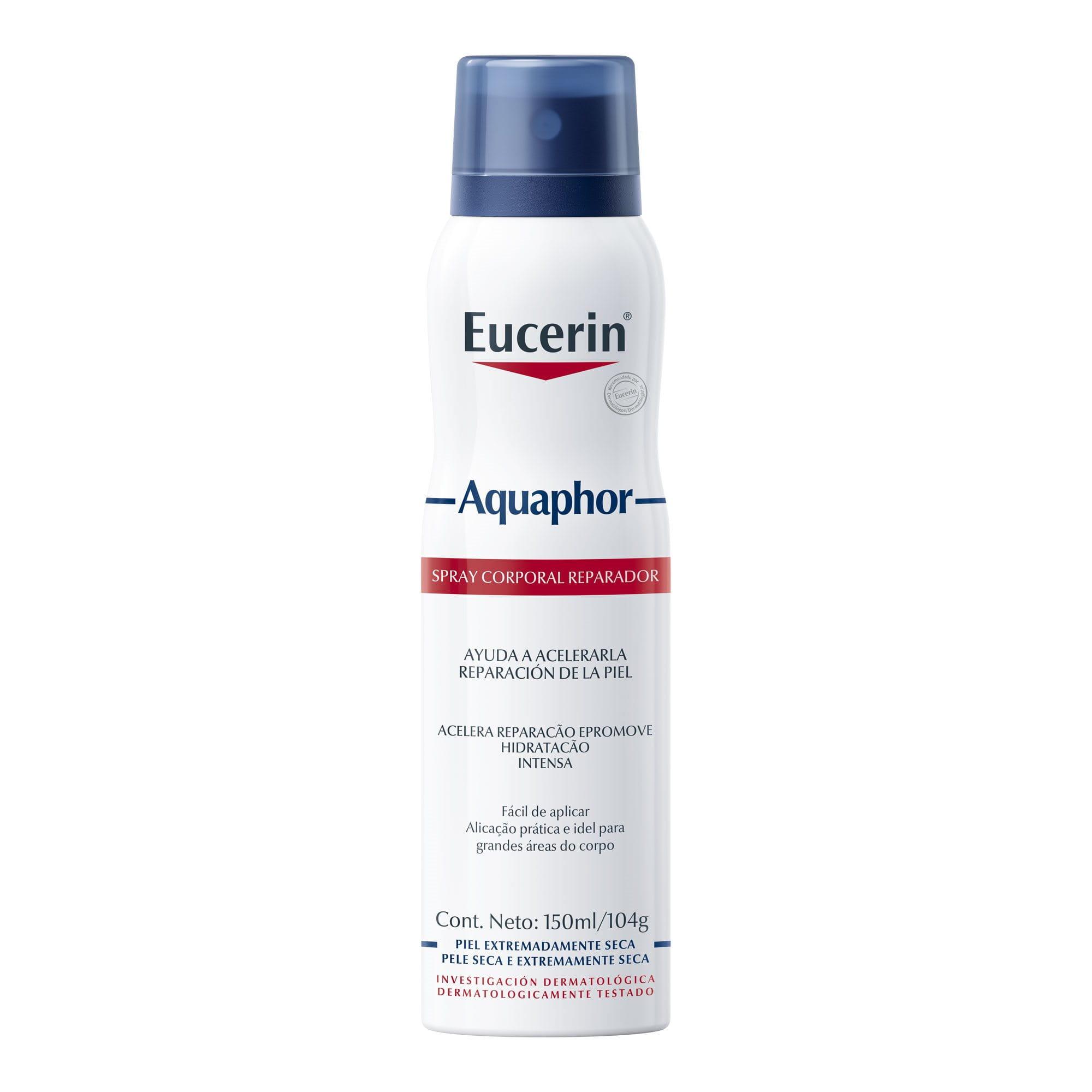 Eucerin Aquaphor Spray Corporal Reparador