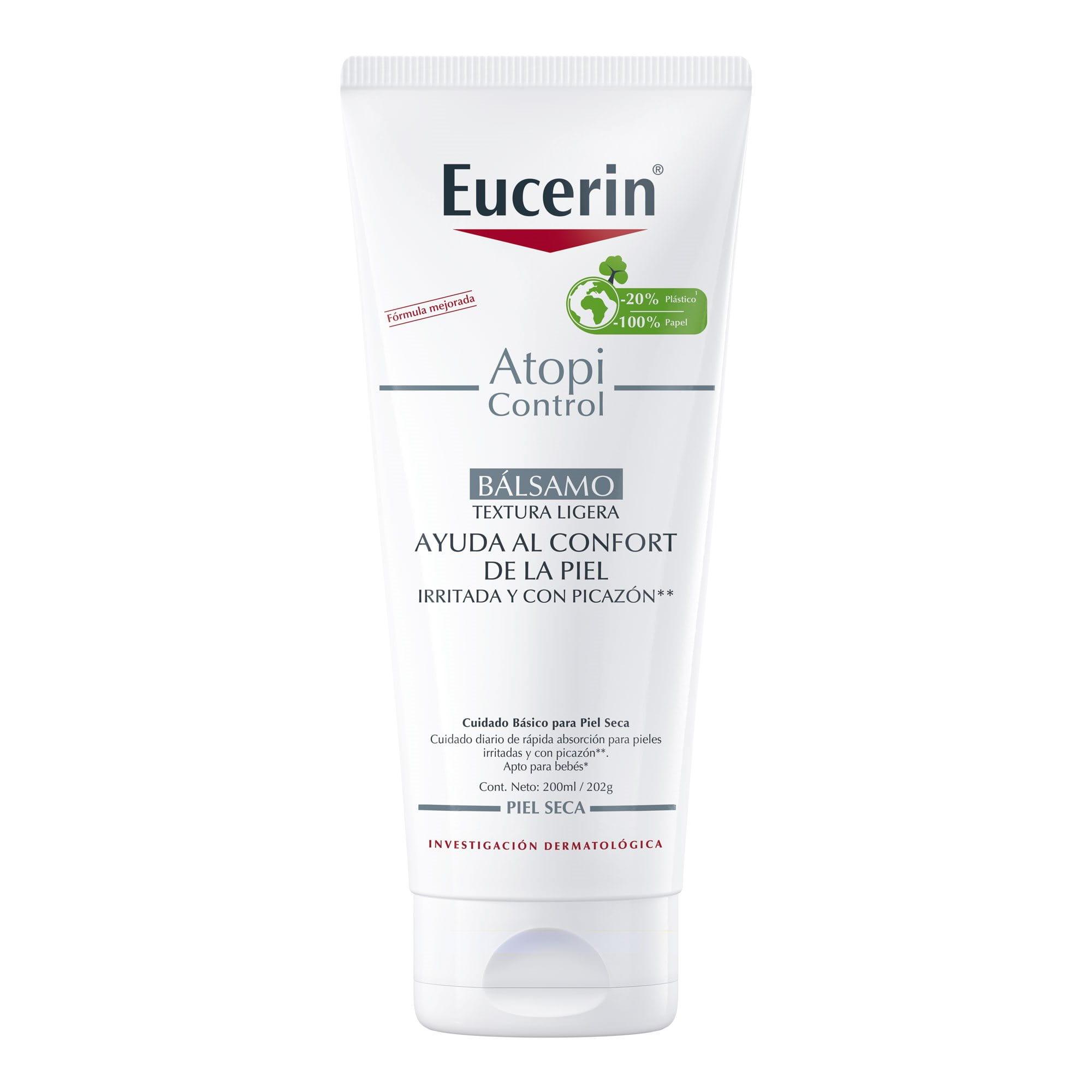 Bálsamo para la piel con tendencia atópica de Eucerin: 200ml