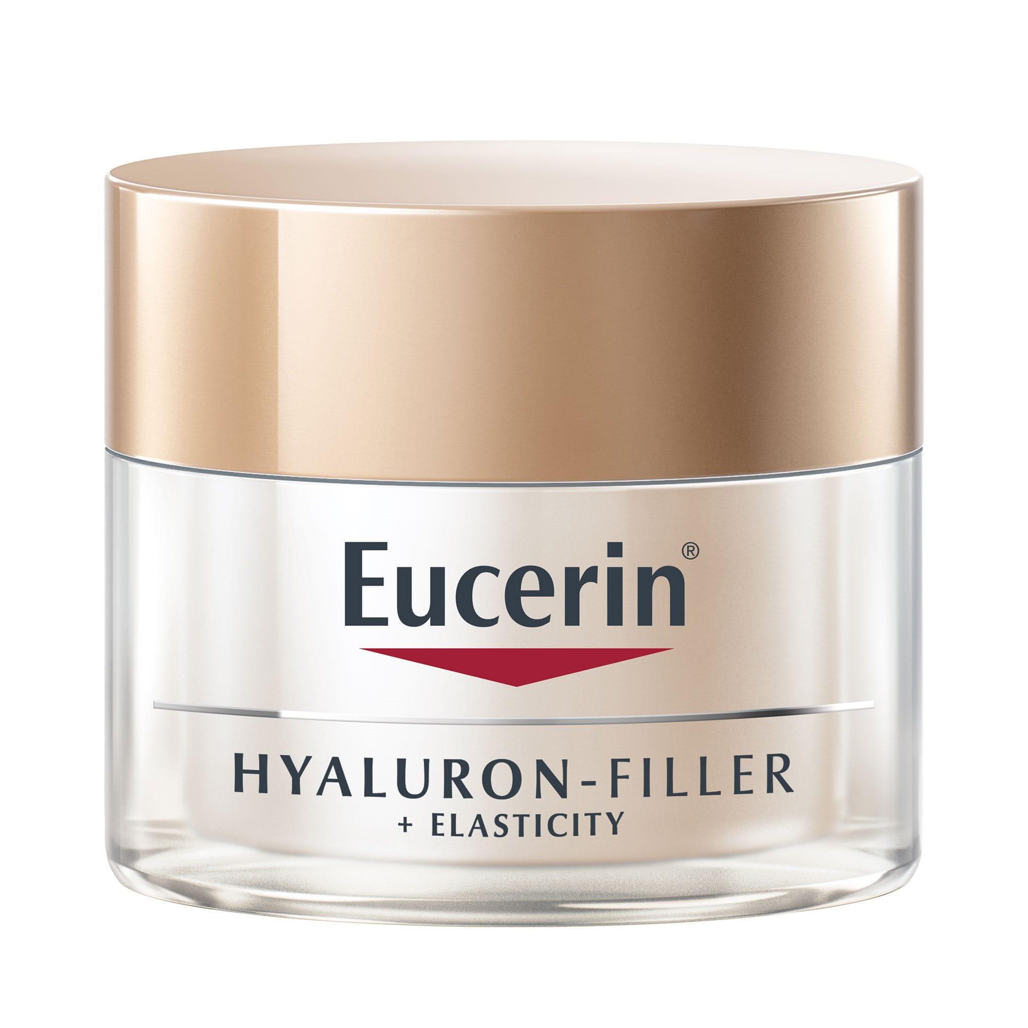 HYALURON FILLER + ELASTICITY Crema de Día FPS30