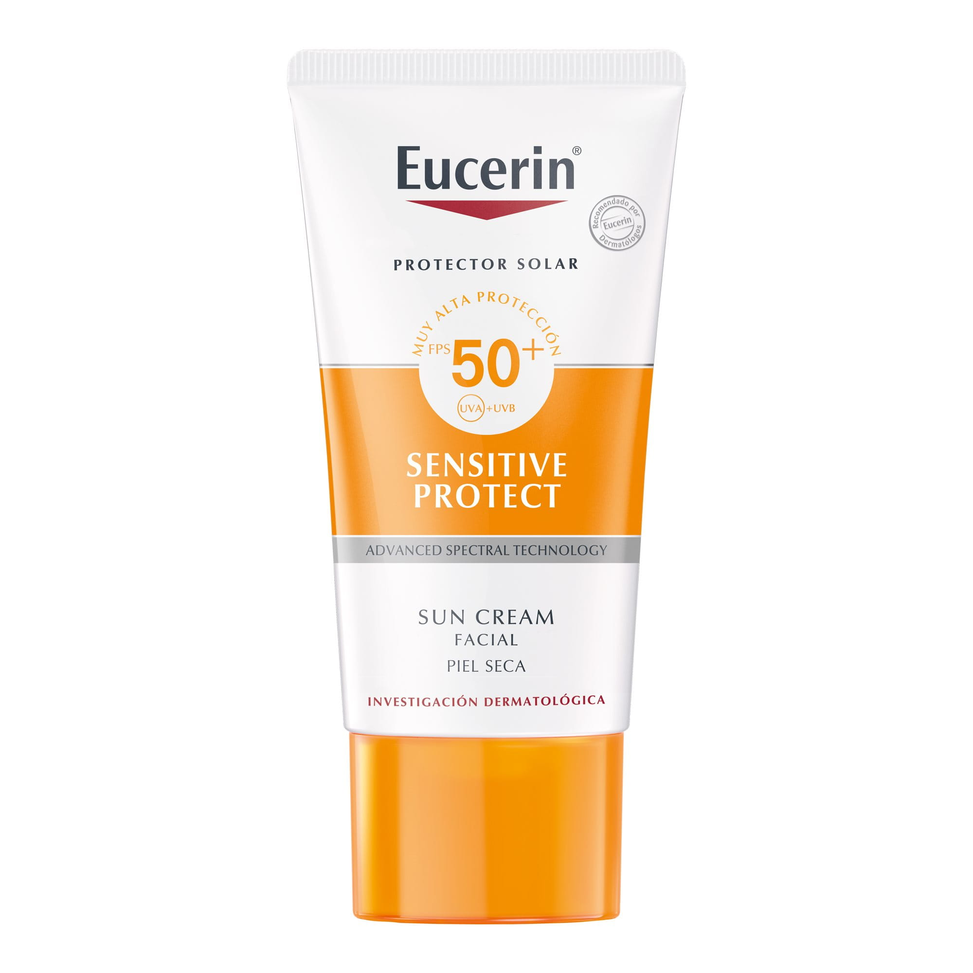 63842-EUCERIN-SUN-FACE-CREME-SENSITIVE-PROTECT-FPS50-50ML_packshot
