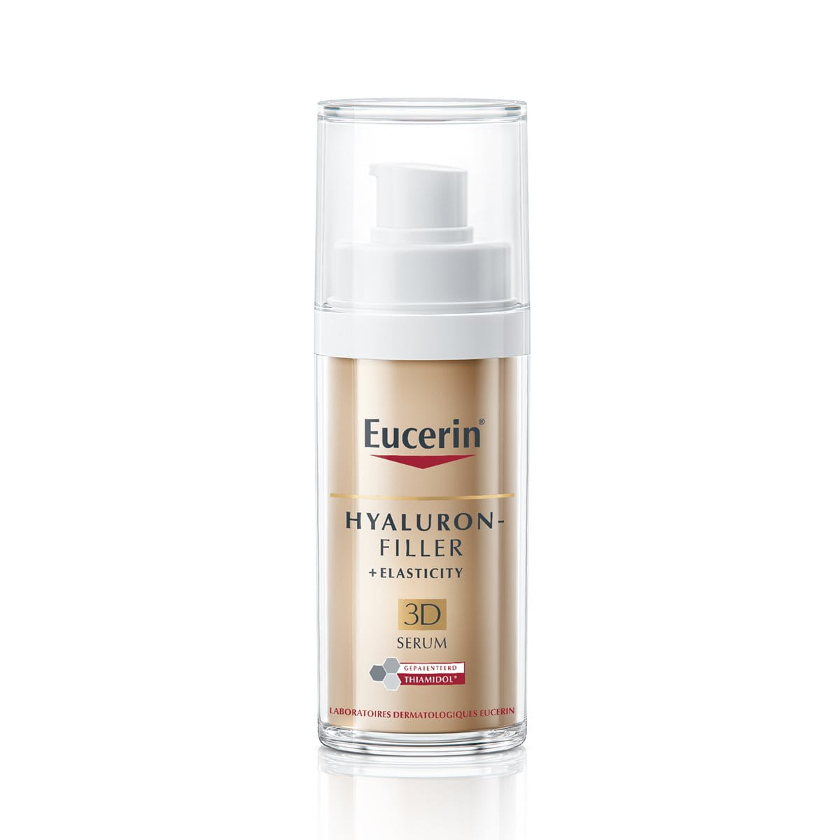 Hyaluron-Filler + Elasticity serum tegen rimpels en oudersdomsvlekken | Eucerin