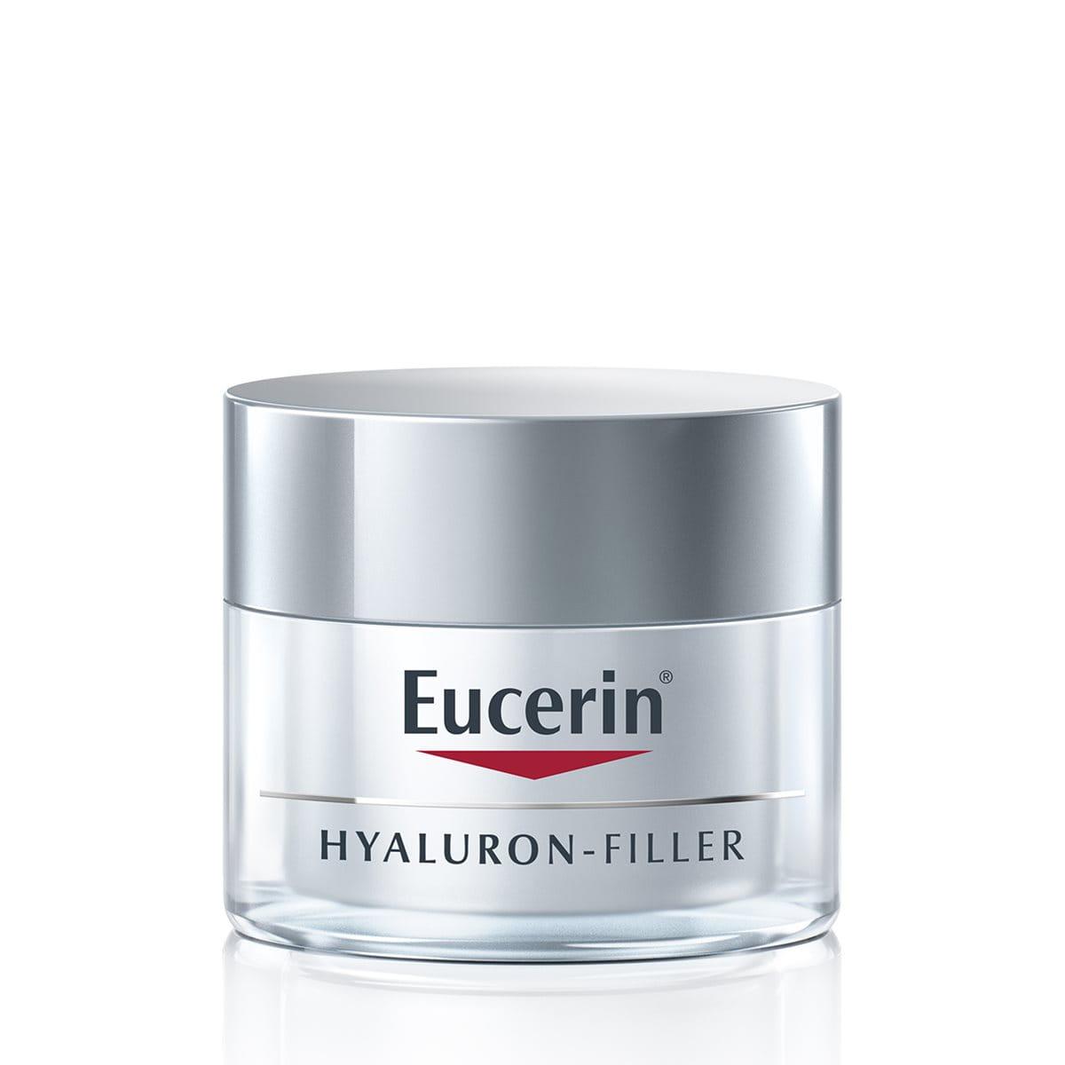 Hyaluron-Filler Dagcrème voor de droge huid | Eucerin
