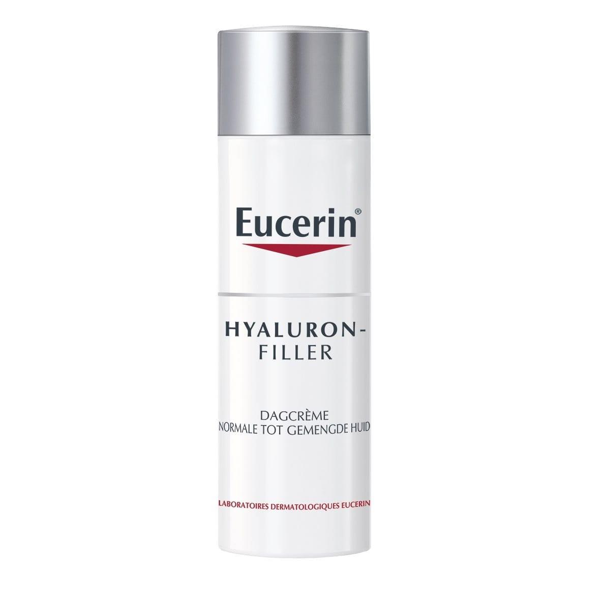 Hyaluron-Filler Dagcrème voor de normale tot gecombineerde huid | Eucerin