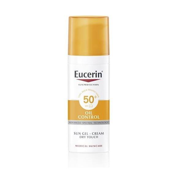 Eucerin Sun Gel-Creme Oil Control Toque Seco FPS 50+