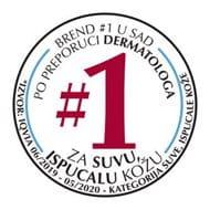 Brend #1 po preporuci dermatologa u SAD