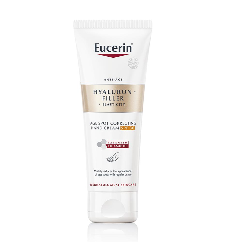 Eucerin Hyaluron-Filler + Elasticity Age Spot Correcting Hand Cream SPF 30