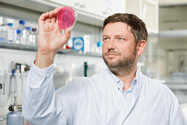Microbioma sano, pelle sana
