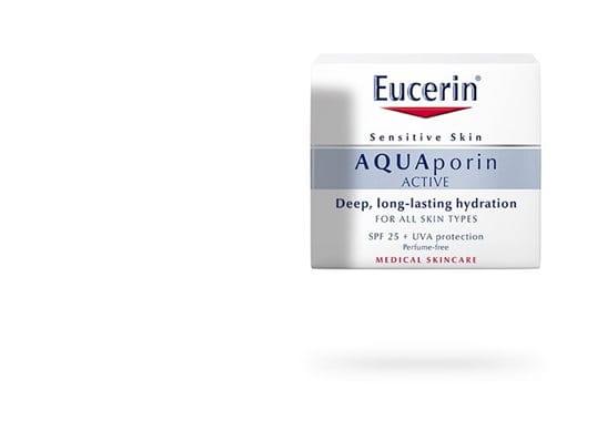 Eucerin AQUAporin ACTIVE hidratantna krema za lice sa SPF 25 i UVA zaštitom