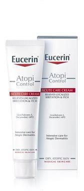 Eucerin AtopiControl Akut krema za njegu kože sklone crvenilu