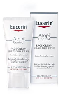 Eucerin AtopiControl krema za obraz