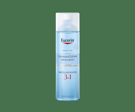 Micelarni čistilni fluid znamke Eucerin 200ml