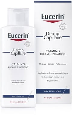 Eucerin DermoCapillaire Šampon za suvu kožu glave i suvu kosu