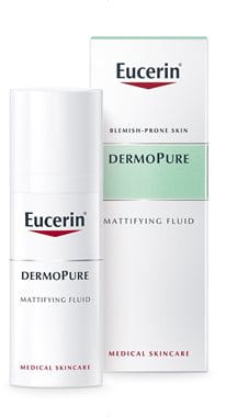 DERMOPURE matirajući fluid