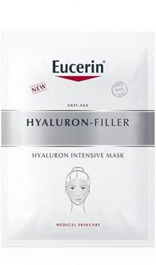 Anti-age maska za obraz znamke Eucerin: za enkratno uporabo