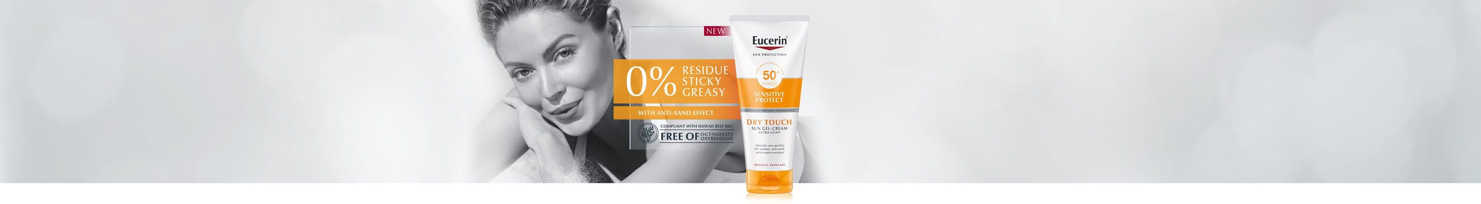 Eucerin Dry Touch sunscreen