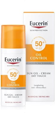 Oil Control Dry Touch gel-krema SPF 50+