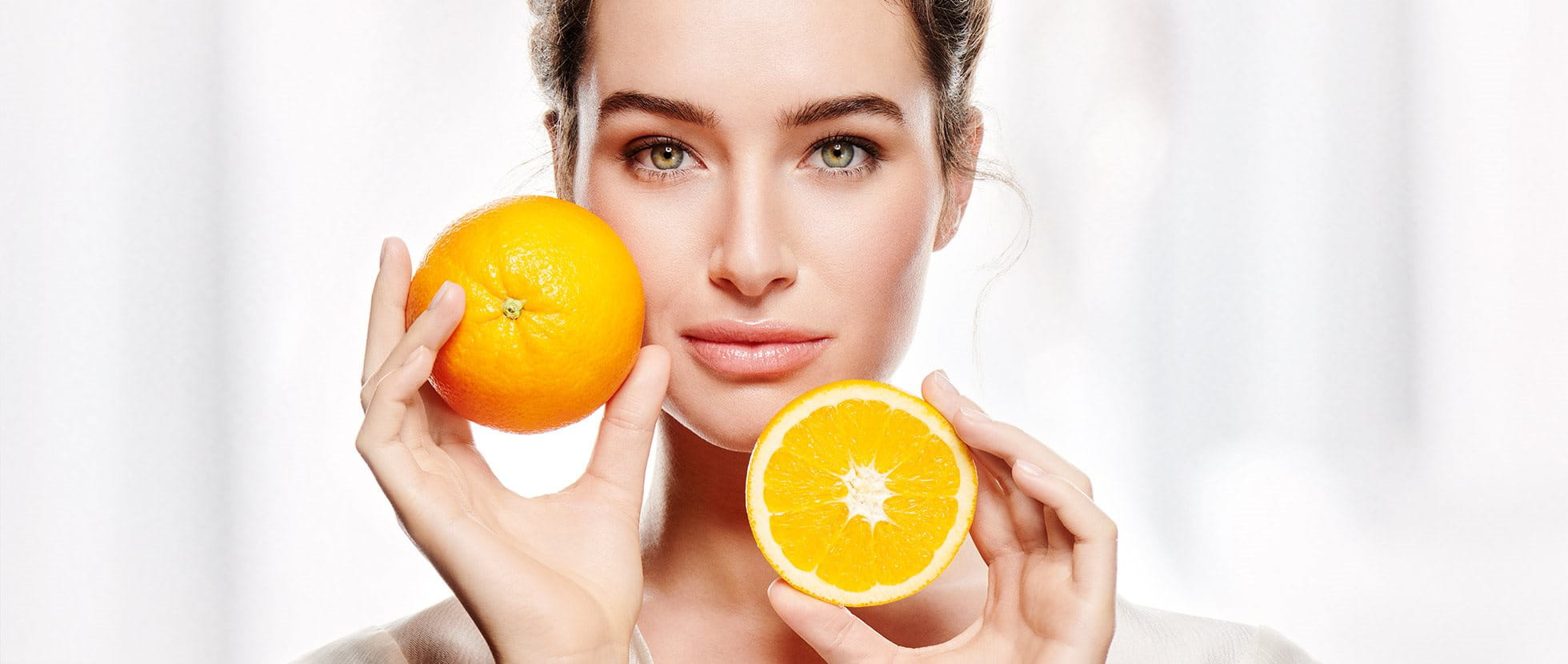 Vitamin C antioxidant for skin