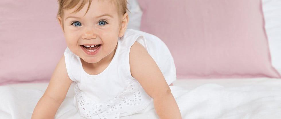 Eczema baby