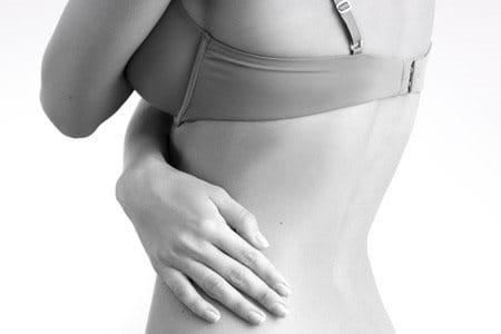 Espalda de una mujer