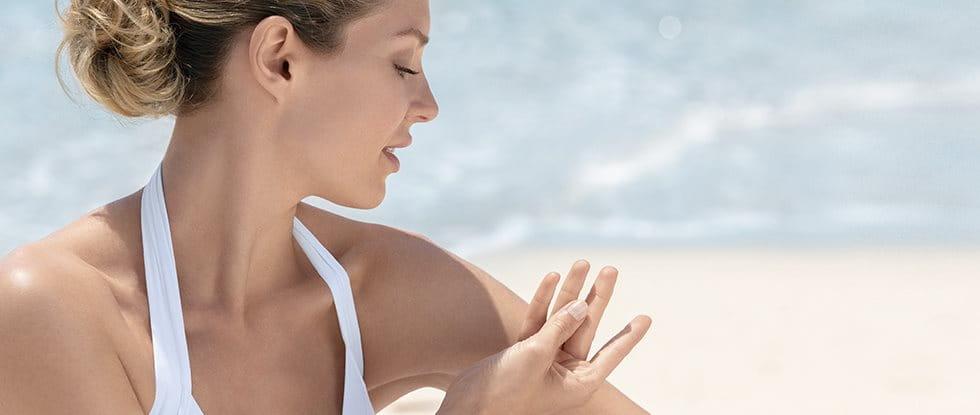Eucerin Dry Touch krema za sunčanje