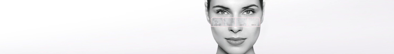Entwicklung der Hyperpigmentierung während der Behandlung auf Frauenhaut