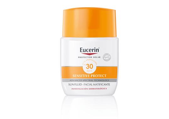 Eucerin Sun Fluido Facial Matificante FPS 30