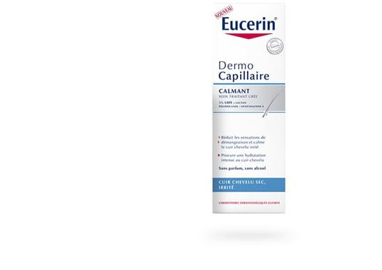 SOIN TRAITANT CALMANT 5% URÉE Eurecin DermoCapillaire