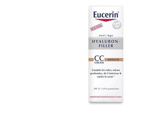 CC Crème Hyaluron-Filler  MEDIUM  (pour teints moyens)