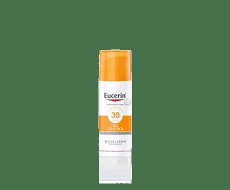 Sun Gel-Crème Oil Control Toucher Sec 30
