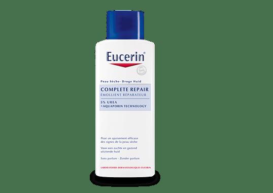 Eucerin Complete Repair Verzachtende Lotion voor een droge, ruwe en trekkerige huid