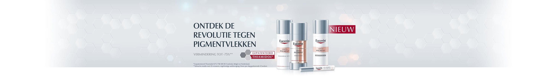 Hyperpigmentatieproducten van Eucerin