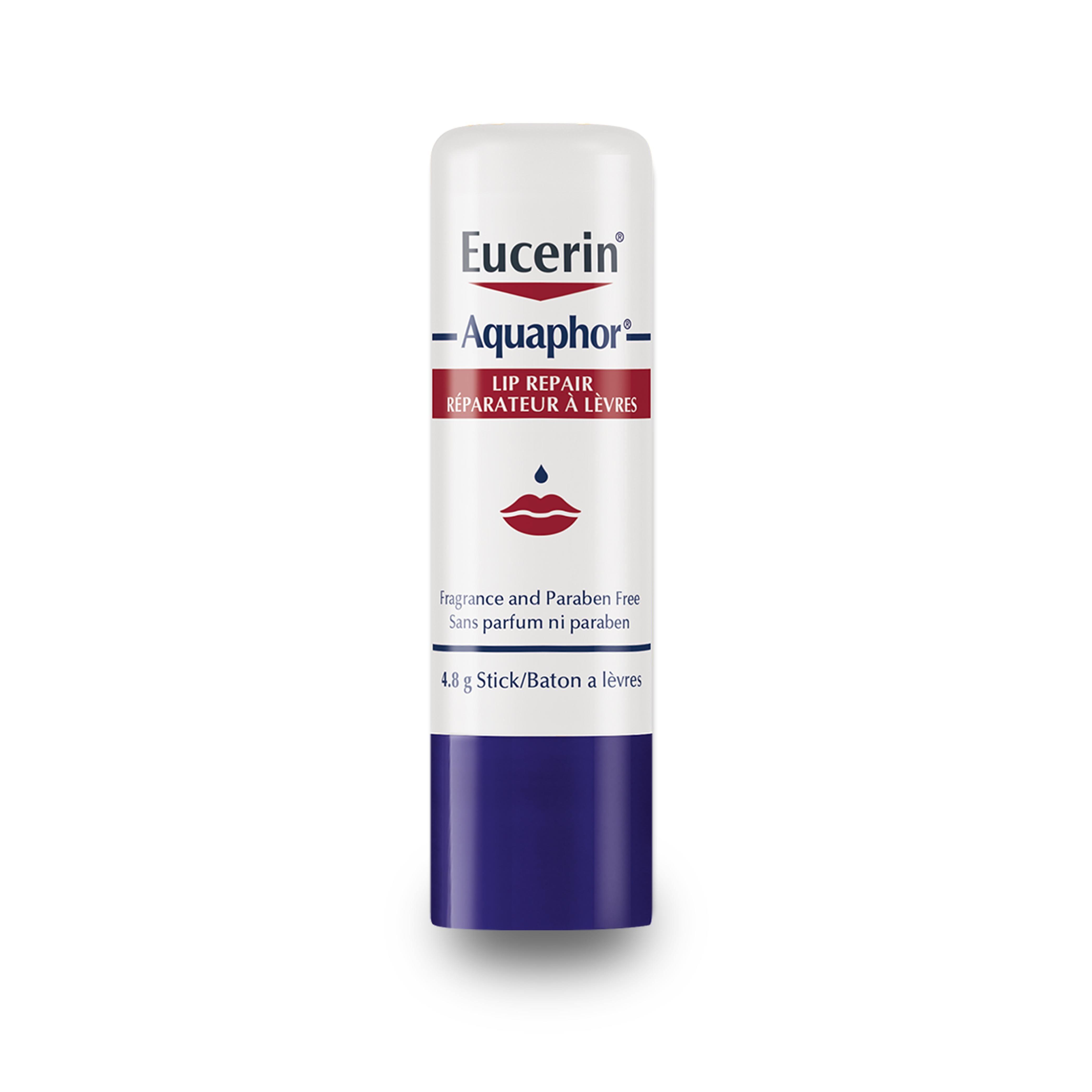 Réparateur à lèvres en bâton Eucerin Aquaphor