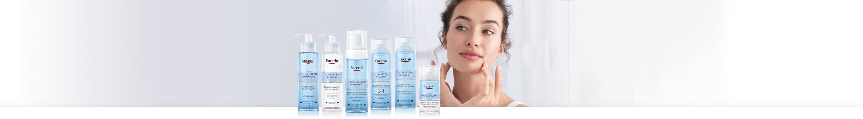 Nettoyage visage hydratant d'Eucerin