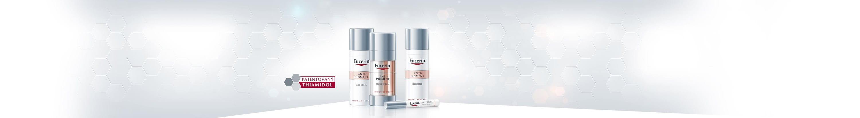 Produkty pro zmírnění hyperpigmentace od značky Eucerin