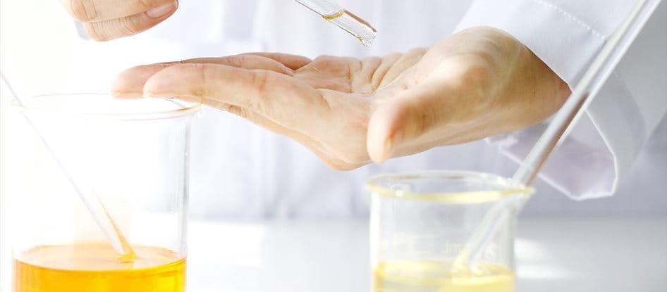Keine Mikroplastik-Partikel aus Polyethylen in Eucerin Produkten