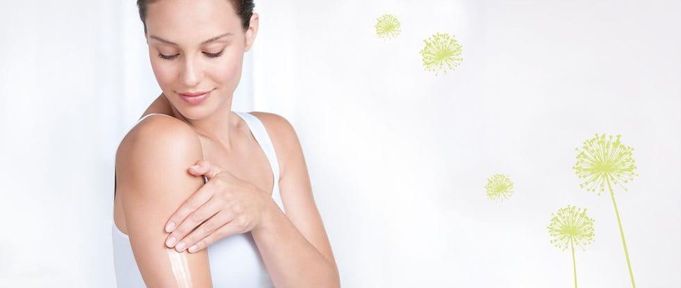 Dermatologische Hilfe bei Pollenallergie