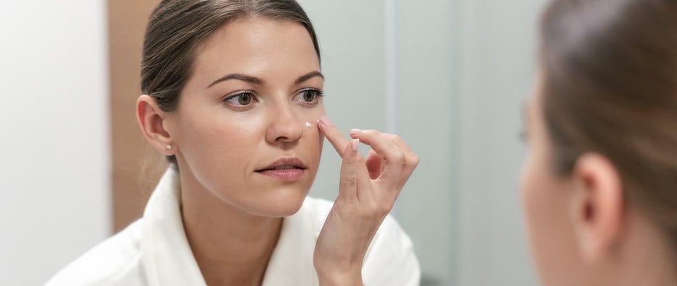 Stewardessen-Krankheit: Überpflegte Haut, periorale Dermatitis
