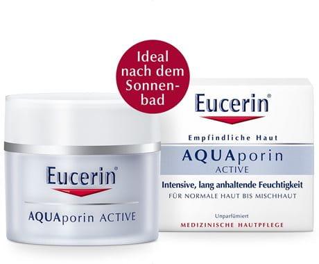Eucerin AQUAporin ACTIVE Leicht
