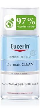 Wasserfester Mascara-Entferner von Eucerin